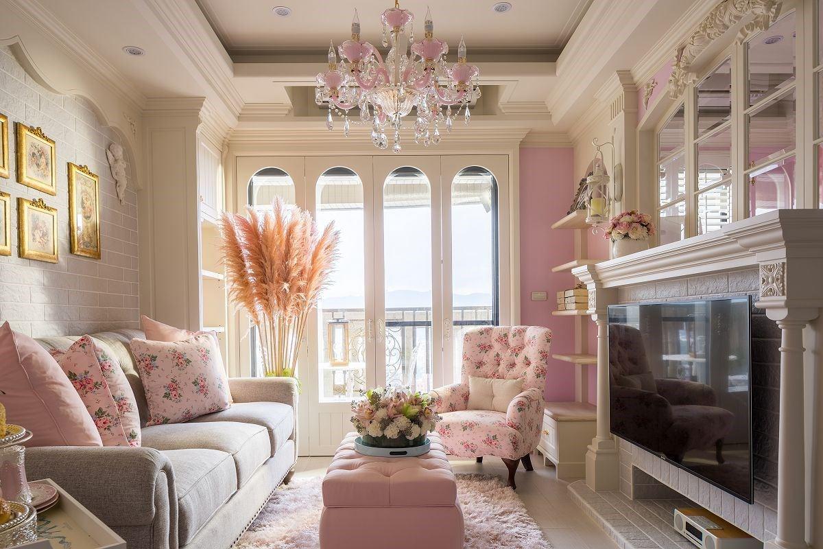 【Promote】相信他們 你就是粉紅城堡的玫瑰公主 摩登雅舍室內設計 王思文 汪忠錠