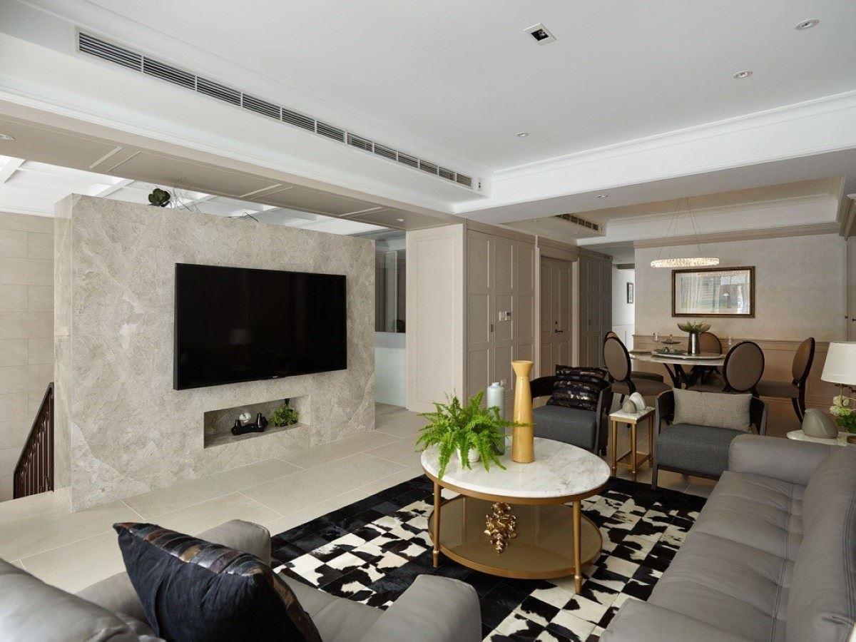 【Promote】串聯方塊 40年老公寓變身3倍大別墅豪邸 築夢室內設計 羅芳銘