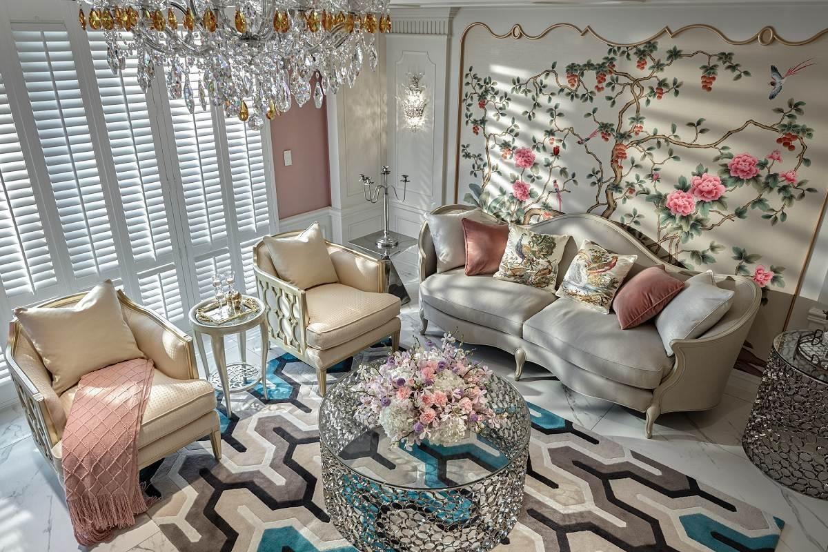 【Promote】再現璀璨凡爾賽宮 實現《杜蘭朵公主》夢 摩登雅舍室內設計 汪忠錠、王思文