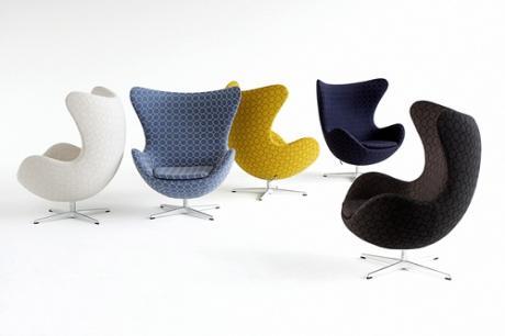 穩坐不朽經典之位 蛋椅Egg Chair