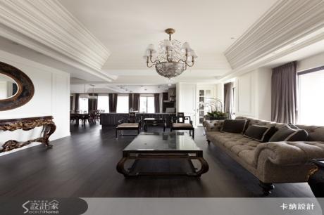 豪宅的設計細節揭秘!看30坪如何放大兩倍