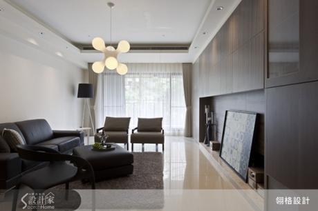 選對家具、藝術品、環保建材 讓上班族也能過豪宅生活