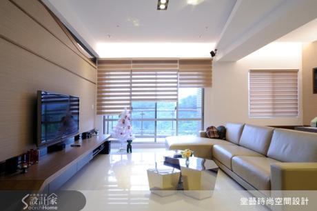用好家具營造質感,簡單空間就是豪宅!