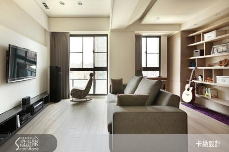 【小坪數X小預算】完美收納設計 小房子住得剛剛好!