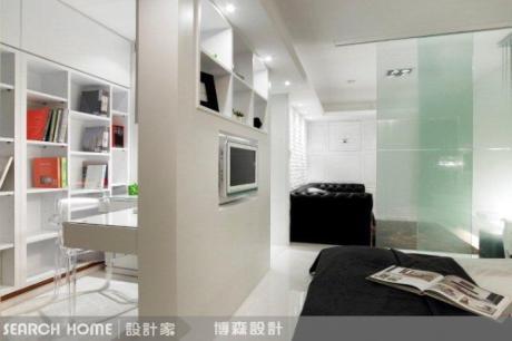 12坪也能擁有1+1房的多元機能