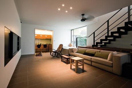 【2011 TID室內設計大獎】金獎 創造場景,讓五感能釋放的品茗宅