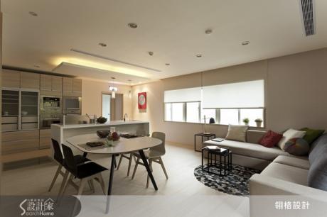 商空一定很商業?體驗從LDK居家空間概念出發的生活感商空!