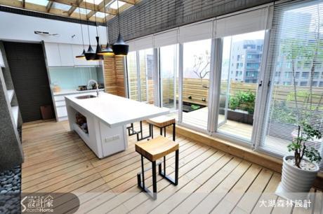 【裝修Q&A】利用綠意打造健康住宅的5個設計技巧