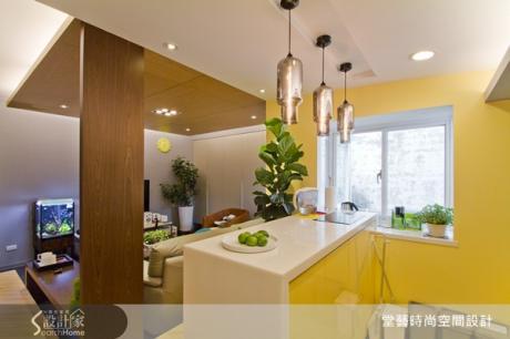 小坪數廚房的完美5大設計
