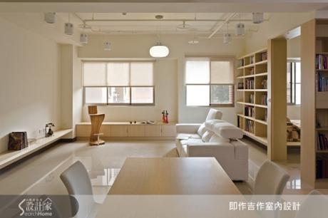 【裝修Q&A】 掌握Loft 風格自在又開放舒適的居家情境