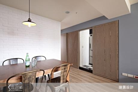 善用簡潔色彩與品味家具,讓家變成Loft風咖啡廳