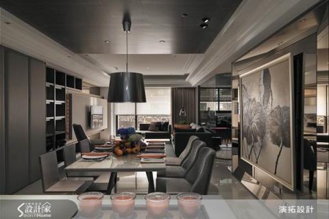 【空間設計新勢力30+】總是想得比屋主多,用貼心設計,打造友善住宅-演拓空間設計