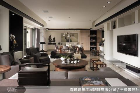 【TV】新舊並陳,中西合璧的現代人文住宅