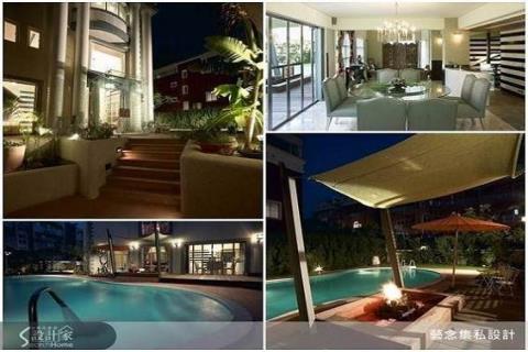 凝聚情感的療癒住宅,量身訂製的度假Villa