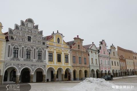 在布拉格遇見街角建築物、咖啡館的生活設計創意