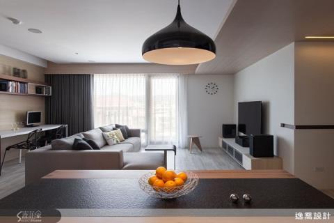用設計貼近需求,一家人都愛的溫馨舒適宅