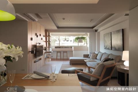 不只放大空間,還能提升生活品質的小宅放大術
