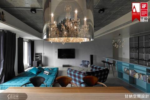 德國iF與紅點獎肯定--台灣新銳設計師,讓設計旅店進駐你家!