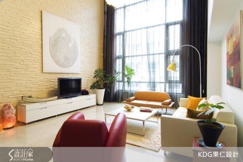 用建築人思維,建構具 3D 向度,滿足實用性的開放式住宅
