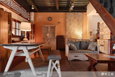 個性化、客製化原木家具,創造值得典藏的居家風格