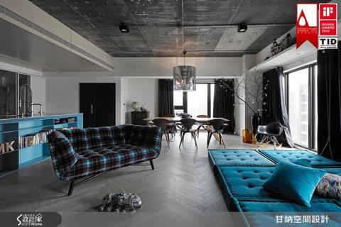 為居家注入愉悅能量,甘納設計獨家解密旅店感居家不敗奧義