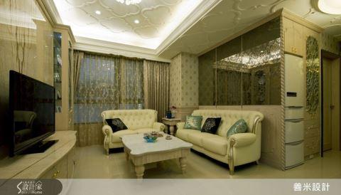 小空間也能擁有的古典輕豪宅