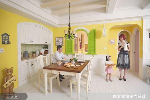 暖男最愛No.1,鄉村風好男人的居家設計,就是要面面俱到!