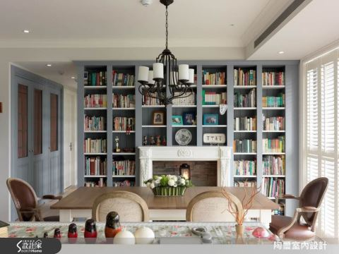 看書不用閉關修練!讓屋主最心動的指定款設計:「開放式書房」!