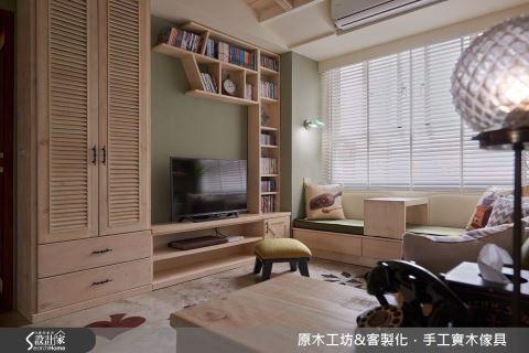 實木家具也能很「系統」!隨心所愛訂製無設限!