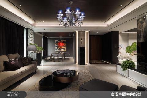 中西合璧的優雅饗宴,打造東方人文豪宅風範