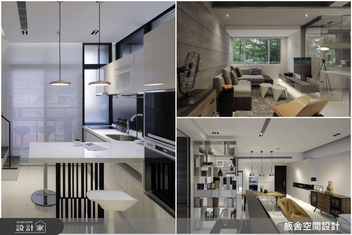 突破傳統思維,設計師這三招小宅就像五星級飯店