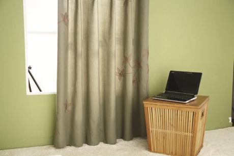 選對秋冬換季窗簾