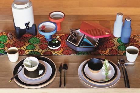 【在家請客超簡單】10件基本餐桌單品,快速佈置餐桌 絢麗日式和風