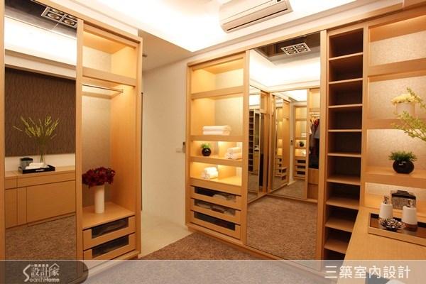 70坪新成屋(5年以下)_奢華風案例圖片_三築室內設計_三築_02之1