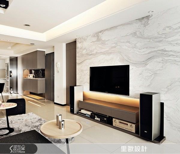 33坪中古屋(5~15年)_現代風案例圖片_里歐室內設計_里歐_10之1