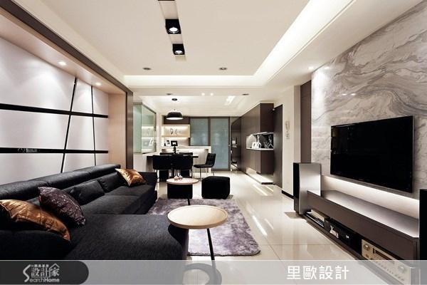 33坪中古屋(5~15年)_現代風案例圖片_里歐室內設計_里歐_10之4