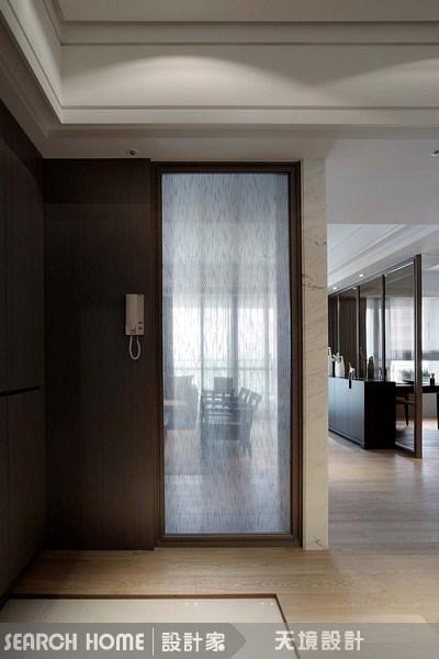 96坪新成屋(5年以下)_奢華風玄關案例圖片_天境空間設計_天境_09之1