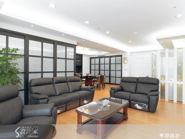 47坪新成屋(5年以下)_新中式風案例圖片_亨羿生活空間設計_亨羿_38之2