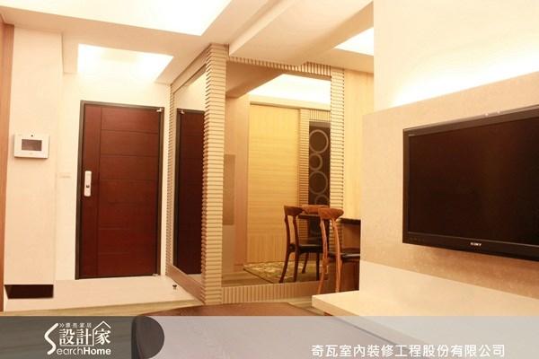 20坪新成屋(5年以下)_現代風案例圖片_奇瓦室內裝修_奇瓦_01之3
