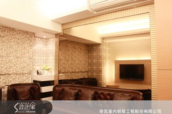 20坪新成屋(5年以下)_現代風案例圖片_奇瓦室內裝修_奇瓦_01之2