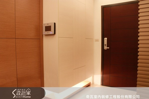 20坪新成屋(5年以下)_現代風案例圖片_奇瓦室內裝修_奇瓦_01之1
