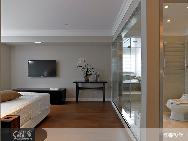 47坪新成屋(5年以下)_現代風案例圖片_博森設計工程_博森_09之3
