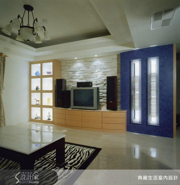 50坪新成屋(5年以下)_美式風案例圖片_典藏生活室內設計_典藏_04之1