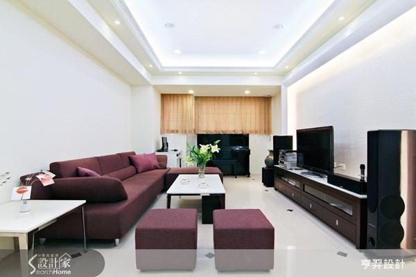 45坪新成屋(5年以下)_現代風案例圖片_亨羿生活空間設計_亨羿_40之1