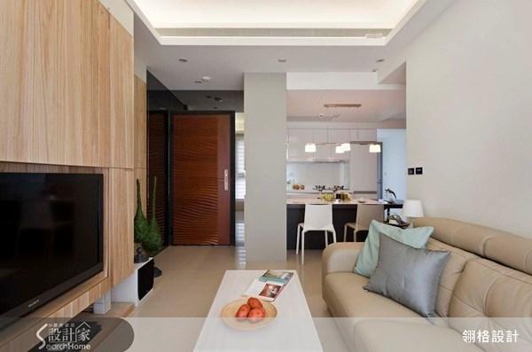 16坪新成屋(5年以下)_北歐風案例圖片_翎格室內裝修設計工程有限公司_翎格_02之4