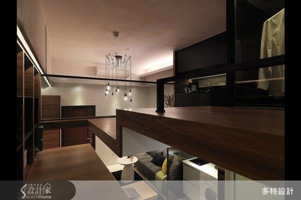 10坪新成屋(5年以下)_現代風案例圖片_多特空間設計_多特_03之14