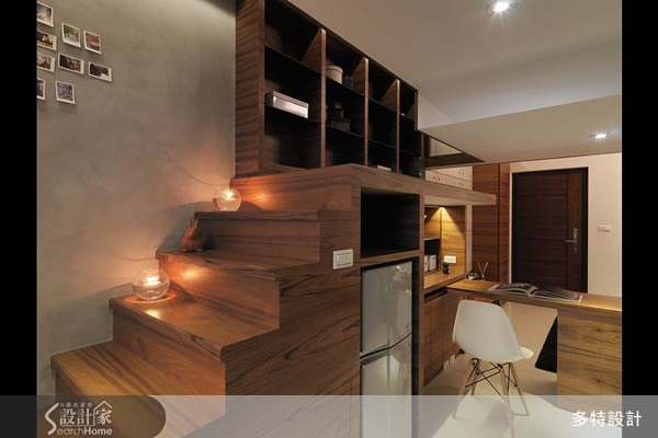 10坪新成屋(5年以下)_現代風案例圖片_多特空間設計_多特_03之10