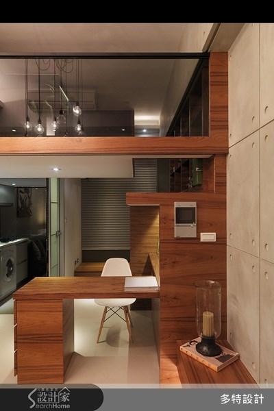 10坪新成屋(5年以下)_現代風案例圖片_多特空間設計_多特_03之16