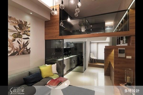 10坪新成屋(5年以下)_現代風案例圖片_多特空間設計_多特_03之2