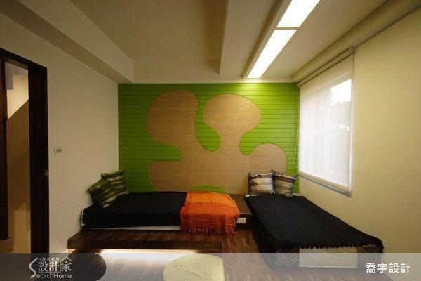85坪新成屋(5年以下)_休閒風案例圖片_喬宇設計_喬宇_05之4